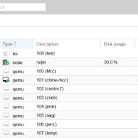 Cara Download Image Template untuk Container pada Proxmox