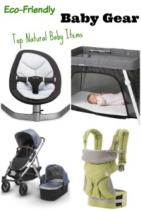 Eco-Friendly Baby Gear: Chair, Play mat, Carrier, Stroller ...