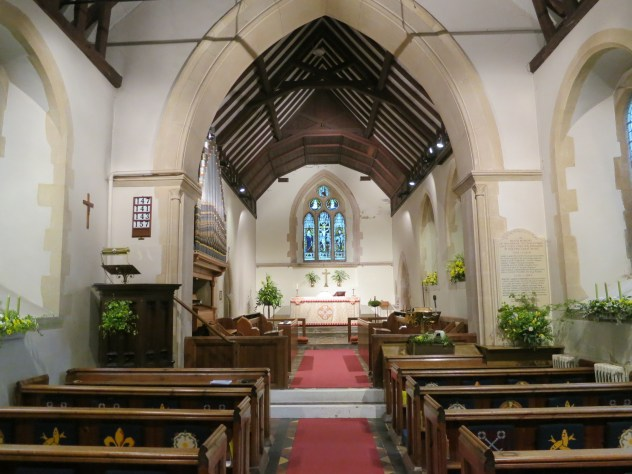 The Nave & Chancel