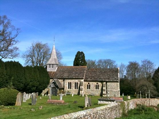 St Peter's Woodmancote