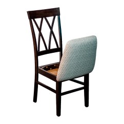 Double X Back Chairs Handicap Beach Chair Small Heng 39s Furniture