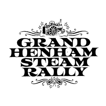 Grand Henham Steam Rally logo