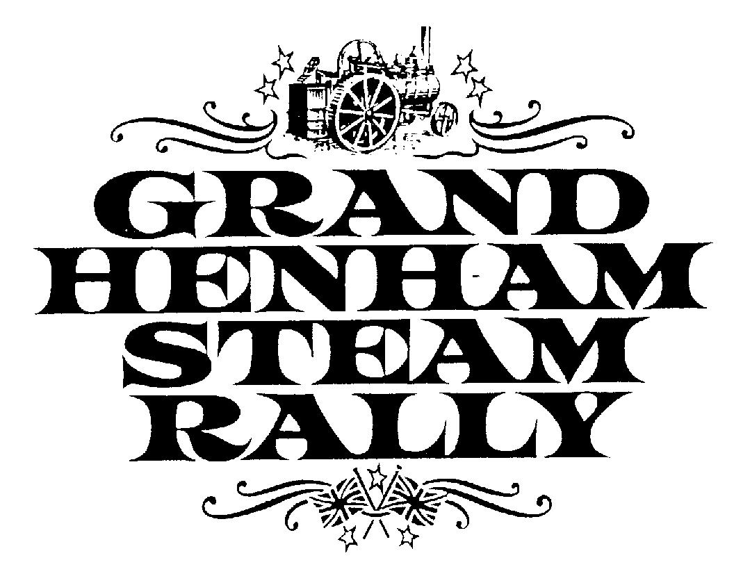 Grand Henham Steam Rally logo