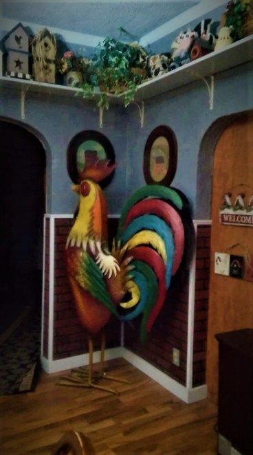 The Rooster.