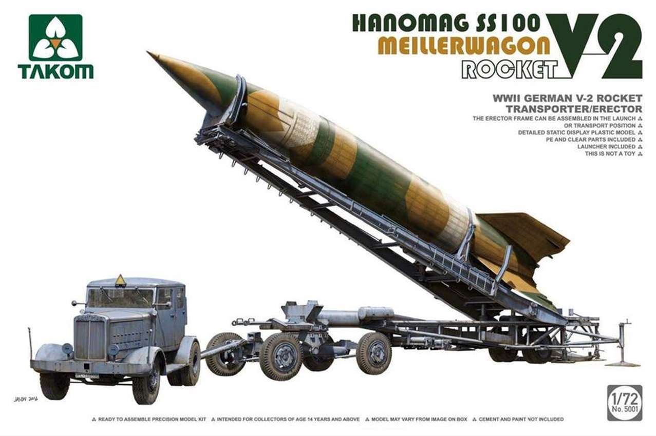 hight resolution of  rocket with transporter and erector takom 5001 01 jpg