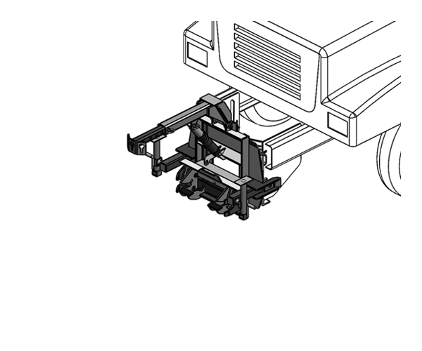 SQH Adapter Hitch