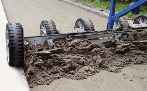 Strakvlak Sand Leveling Tool Egalize