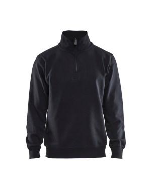 Sweatshirt Jersey (1/2 Rits)