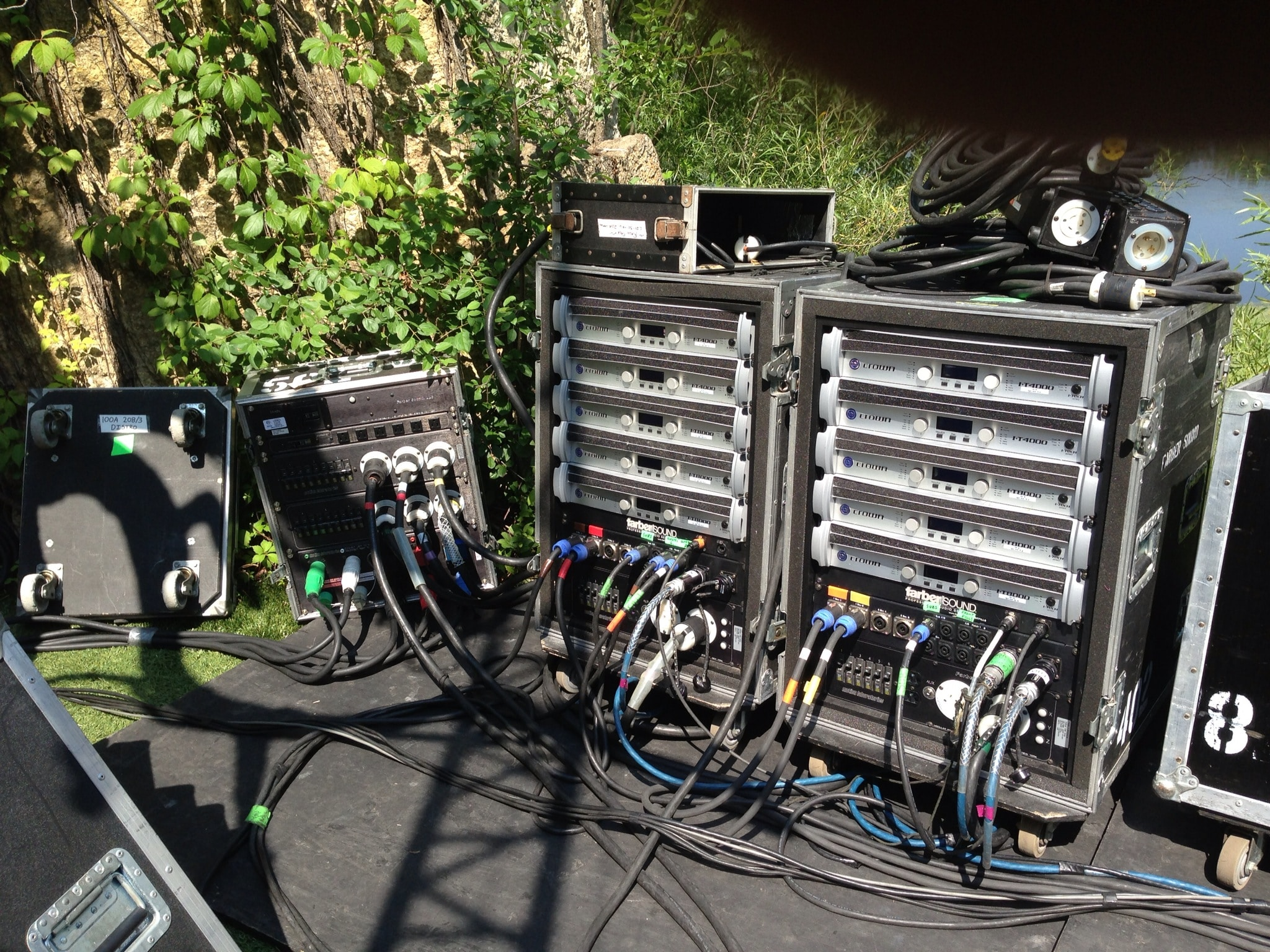 Crown i-Series Amplifiers
