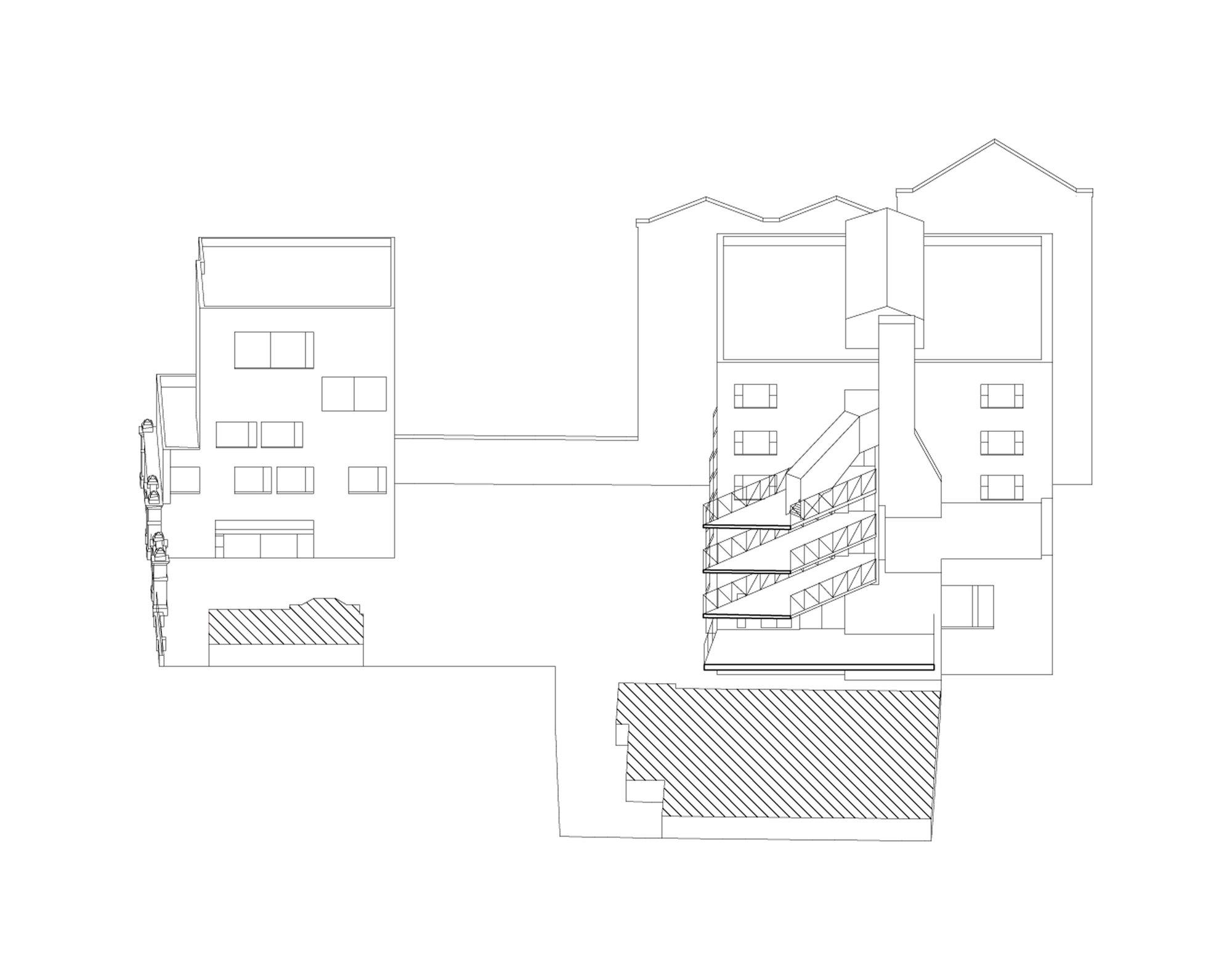 Hackney New School ← Works ← Henley Halebrown