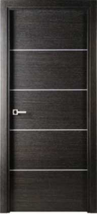 Security wooden doors