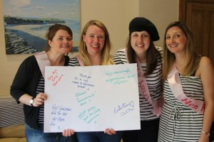 Nice hen party reviews from Brighton