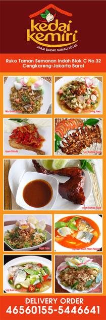 X Banner Menu Makanan : banner, makanan, Xbanner, Kedai, Kemiri3, Simple, Desain