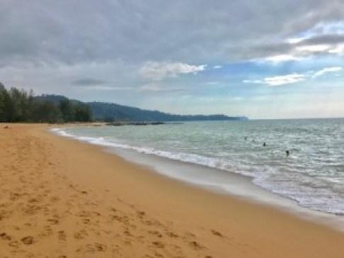 Seuraavaksi suuntasimme Khao Lakiin missä olimme aluksi Bang Niang Beachilla resortissa