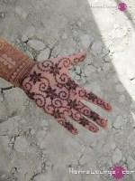 Henna for Burning Man