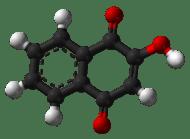 Lawsone Molecule
