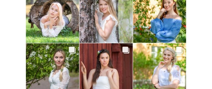 Miss EW 2019- Suomen luonnollisesti kauneimmat finaalikymmenikkö!