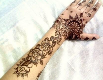 Consejos para tu Cita de Henna