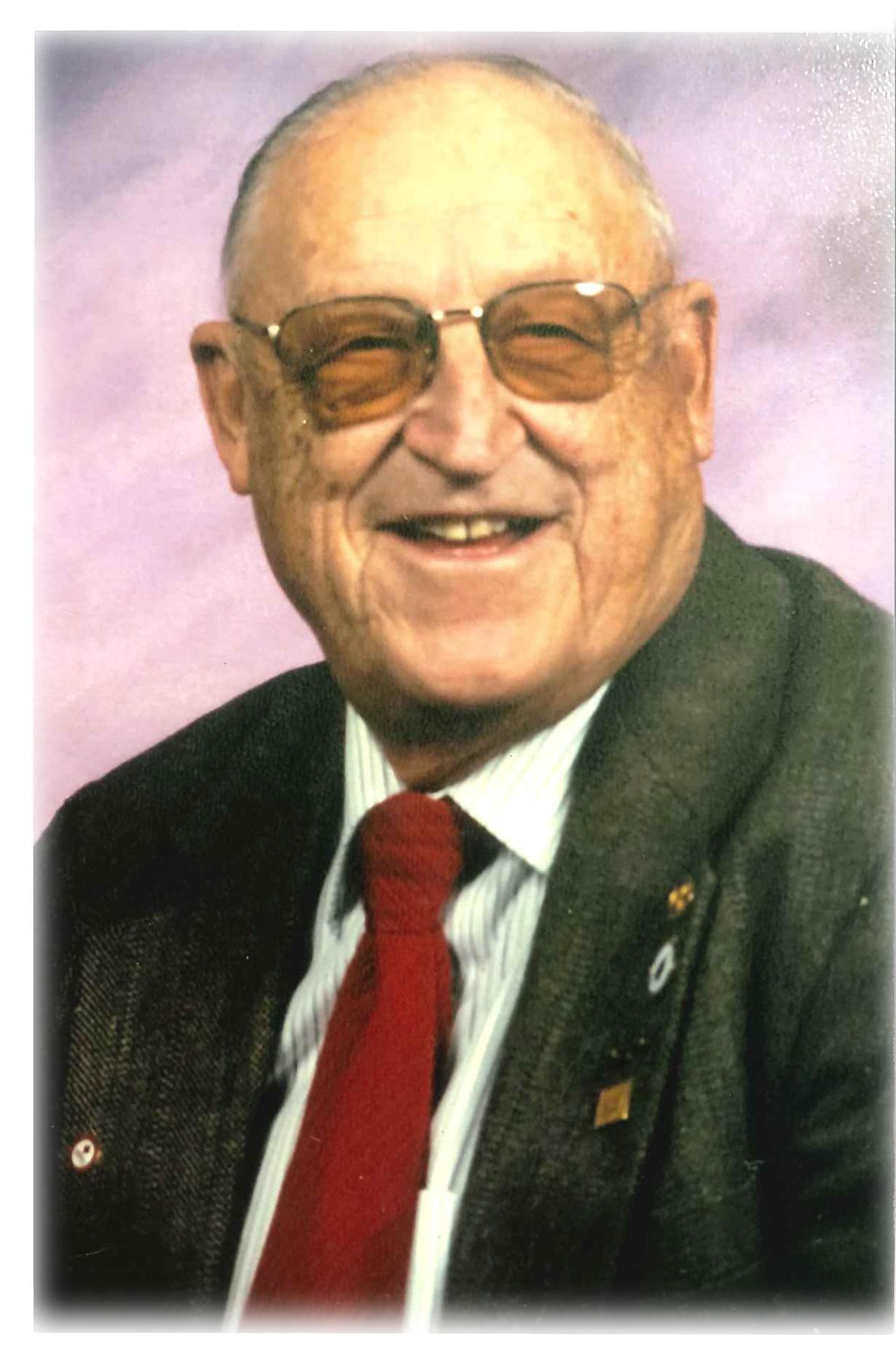 Albert M. Bock
