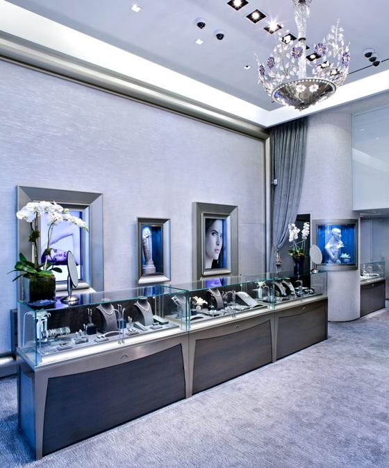Led Jewelry Case Lighting