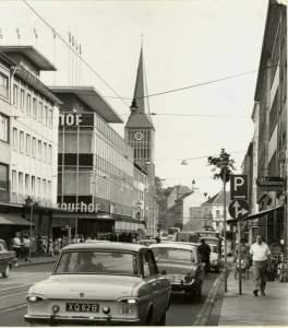 Rheydt Friedrich-Ebert Strasse