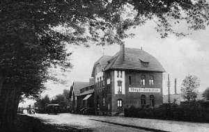Bahnhof Rheydt-Geneicken