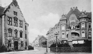 Amtsgericht Rheydt Bismarkdenkmal