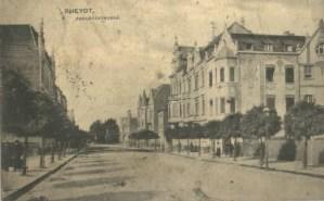 Augustastrasse 1911