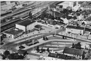 Bahnhof Rheydt -Vorplatz-
