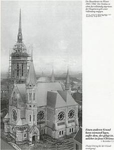 Hauptkirche Rheydt 1901