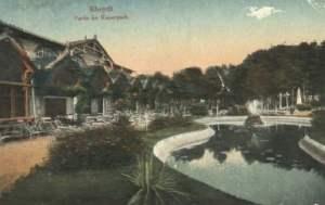 Kaiserpark jetzt Schmölderpark 1927