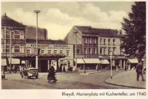 Rheydt Marienplatz 1940