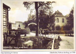 Odenkirchen an der Burg 1940