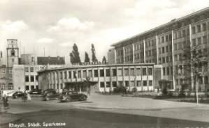 Stadtsparkasse 1960