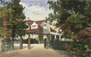Walderholungsstätte Stadtwald 1919