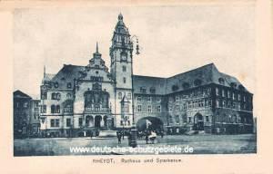 Rathaus Stadtkasse