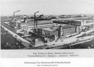 Rheydt Mülfort Schlachthof