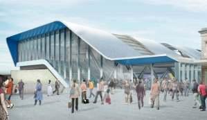 Bahnhof-Rheydt Planungsentwurf