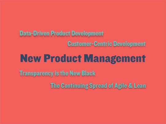 New product management by Henning Kristensen
