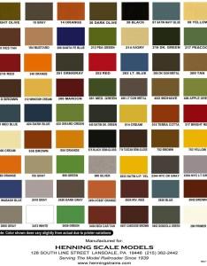 Davies paint color chart new house designs also rain or shine catalogue ideas rh dailybrunette