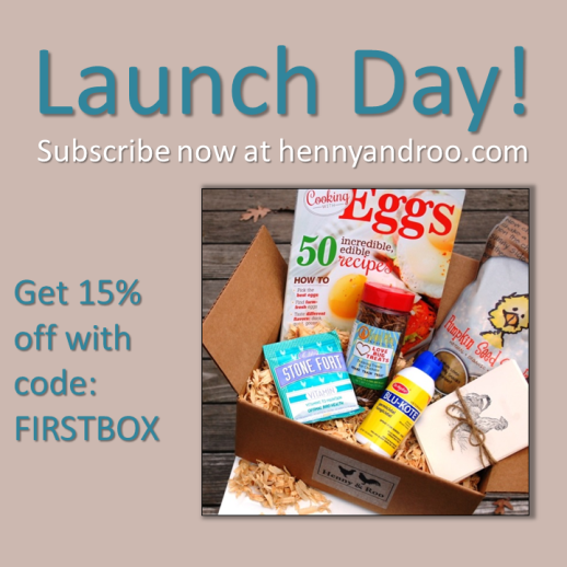 Launch Day! fb