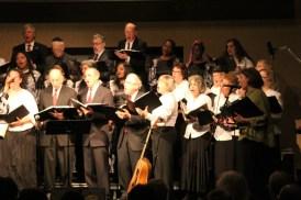 June 2014 - Interfaith Concert with Peri Smilow in New York