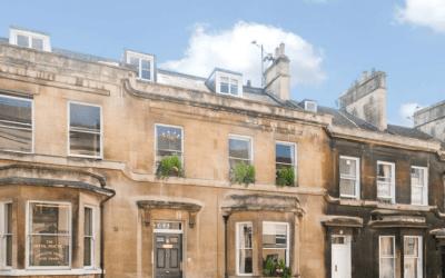 Charlotte House, 16 Charlotte Street, Bath, BA1 2ND