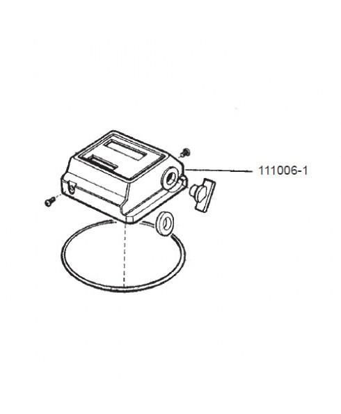 GPI 111006-1 Gallon Counter Cover for FM-100 & FM-200