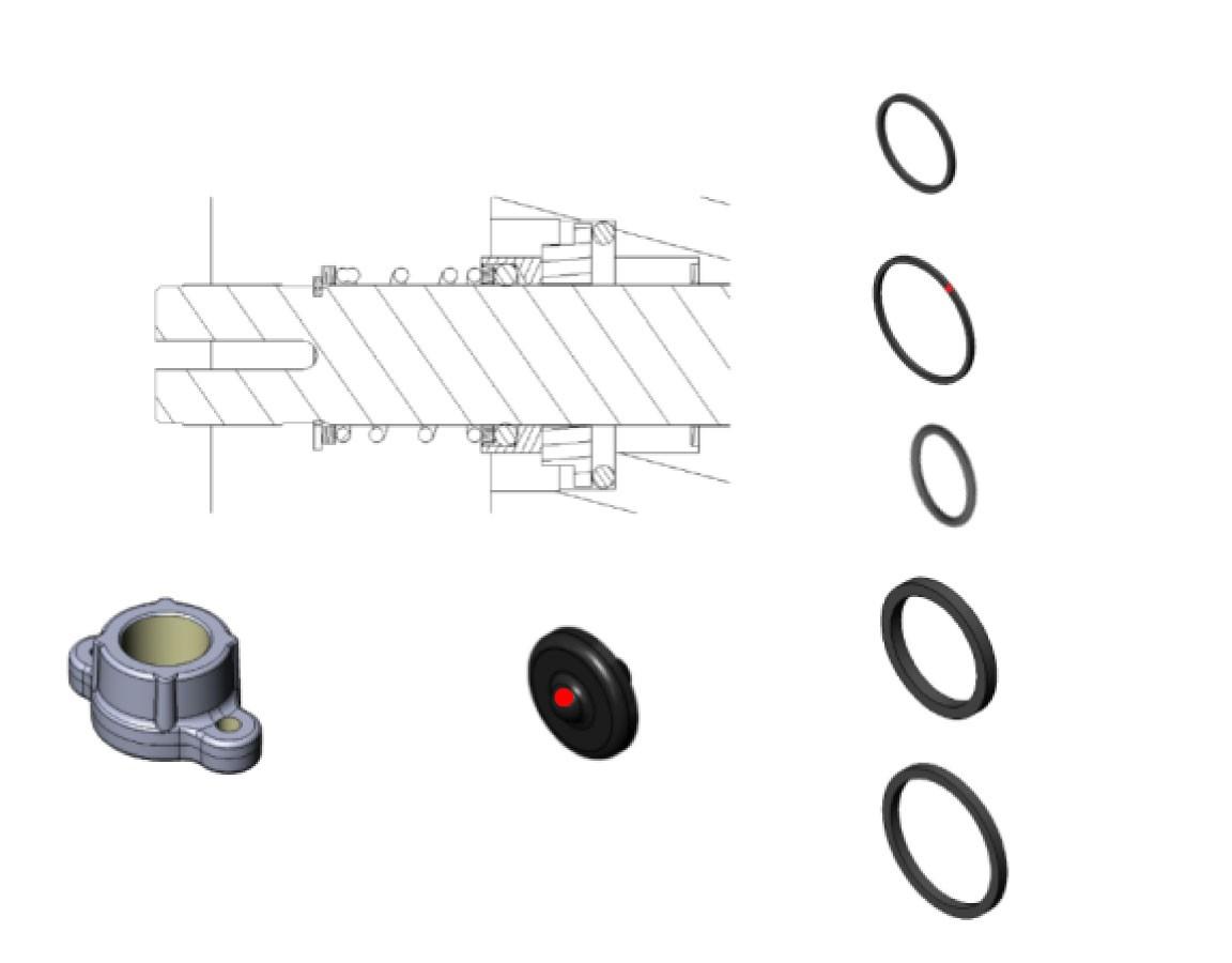 Fill-Rite KIT700BD Bio-Diesel / E85 Conversion Kit