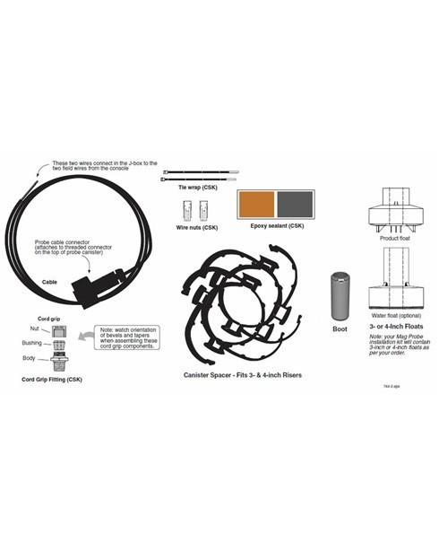 Veeder-Root 330020-721 MAG Plus 4