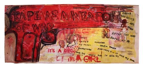 Rape as a weapon of war