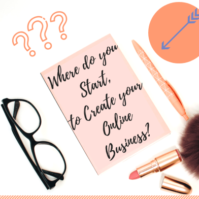 Where Do you start your online business