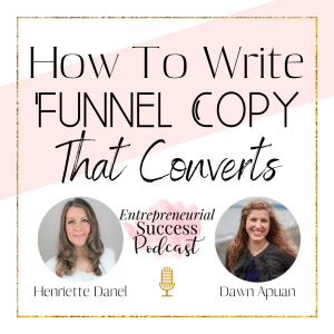 how to write funnel copy that converts
