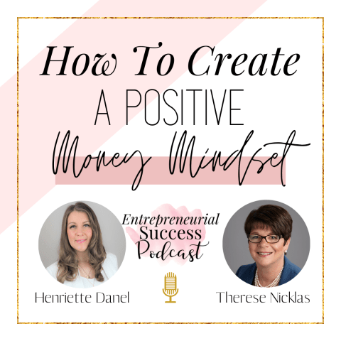 How to create a positive money mindset